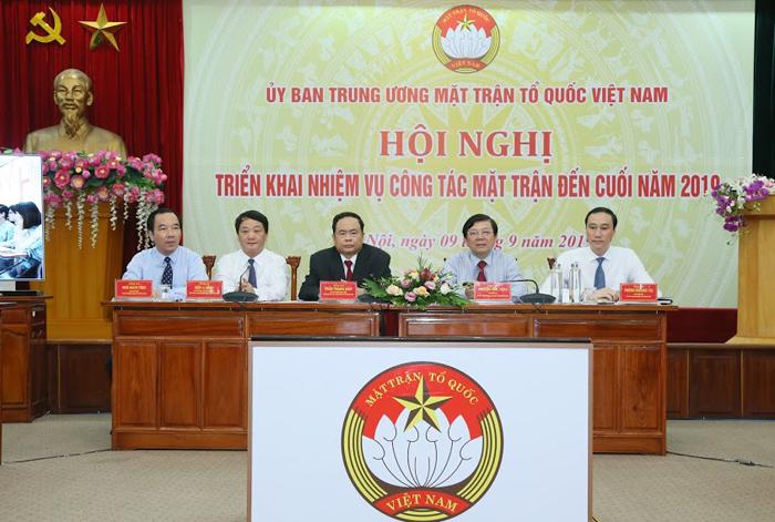 1 300 đại biểu dự Đại hội đại biểu toàn quốc MTTQ Việt Nam lần thứ IX 