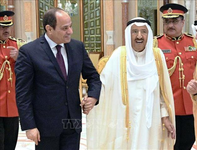 Ai Cập và Kuwait tăng cường hợp tác an ninh Vùng Vịnh
