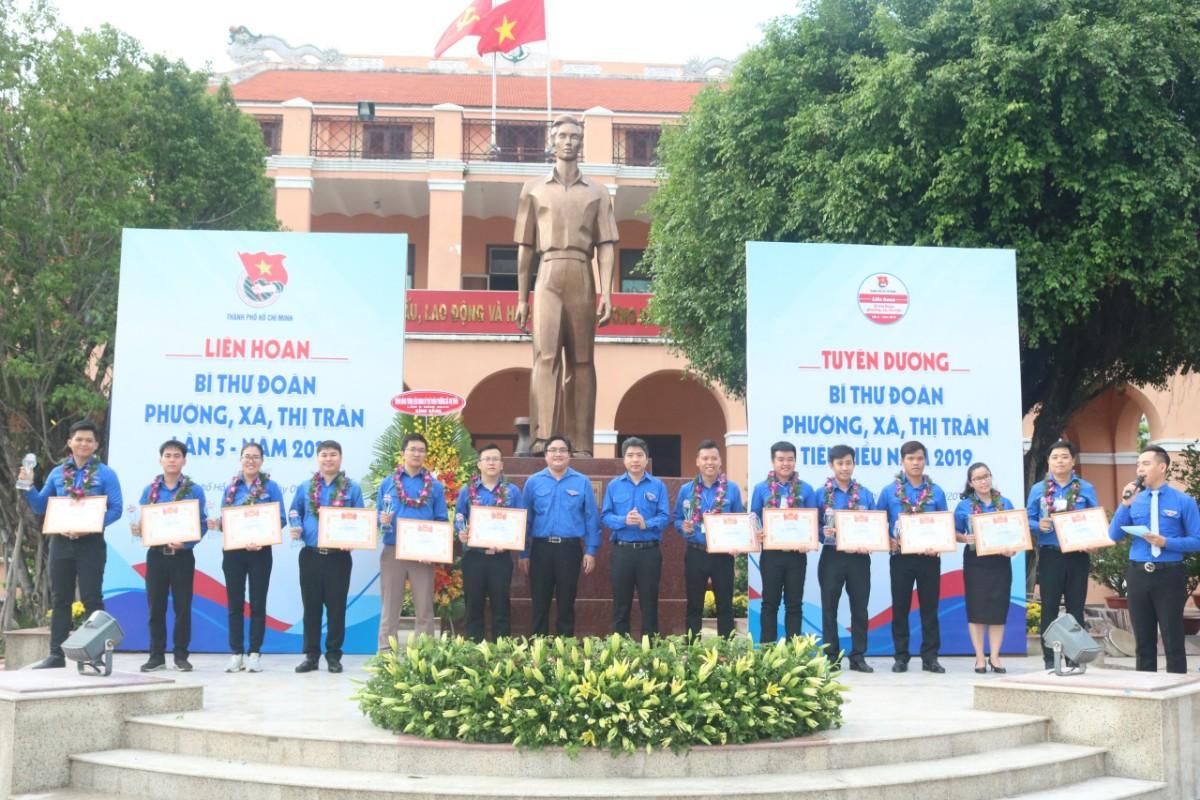 TP Hồ Chí Minh Trao đổi kinh nghiệm, tuyên dương Bí thư Đoàn tiêu biểu