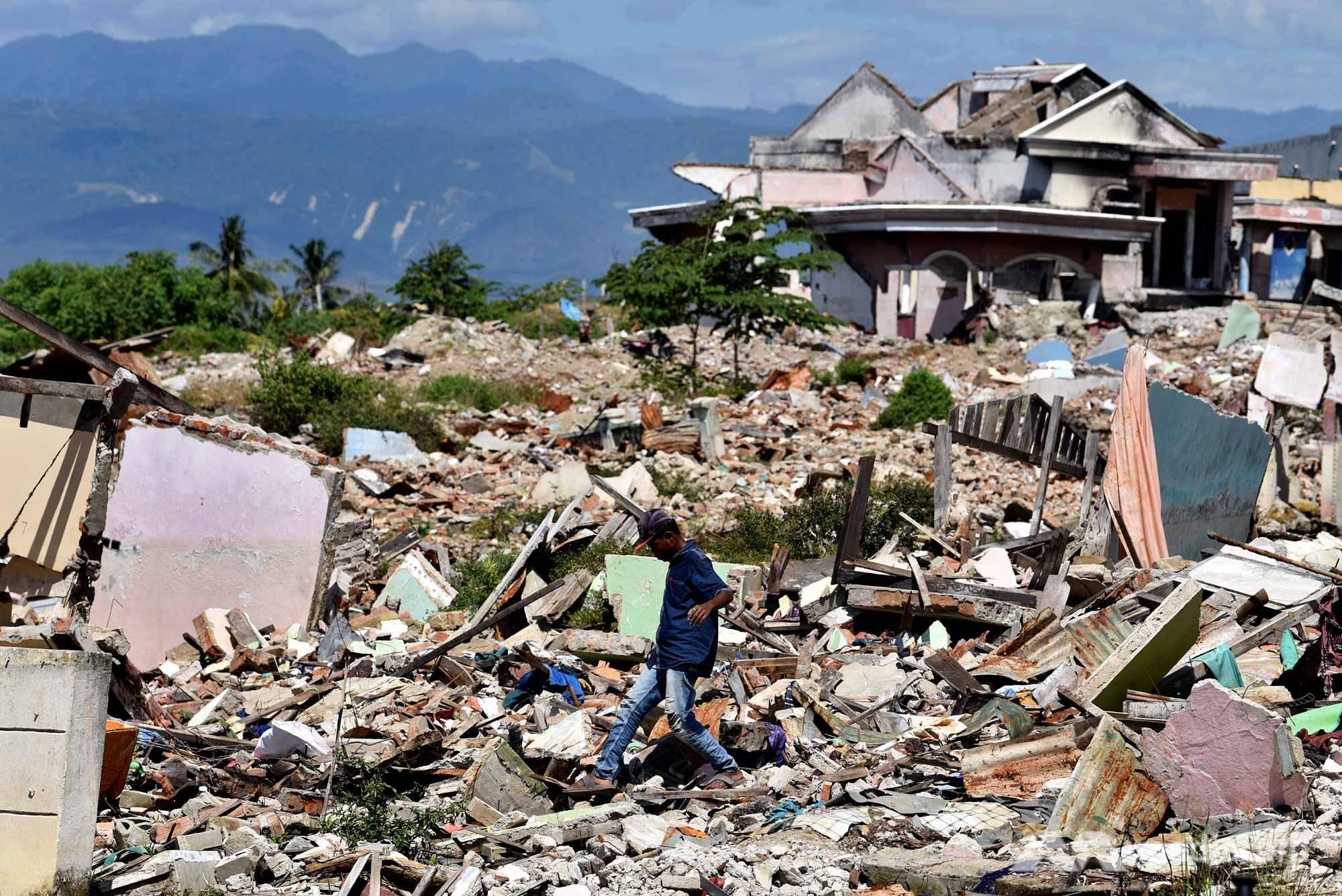 Indonesia Một năm sau thảm họa động đất, sóng thần ở Palu