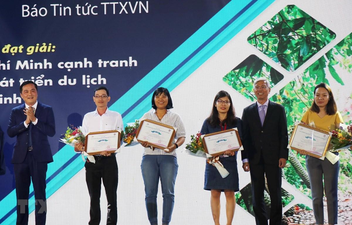 20 tác phẩm xuất sắc nhận Giải thưởng Báo chí Du lịch TP Hồ Chí Minh lần thứ X
