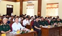 Hội thảo khoa học Danh nhân Triệu Việt Vương và căn cứ Dạ Trạch