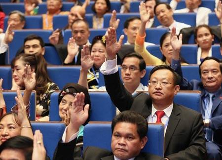 Hiệp thương cử 374 vị tham gia Ủy ban Trung ương MTTQ Việt Nam khóa IX