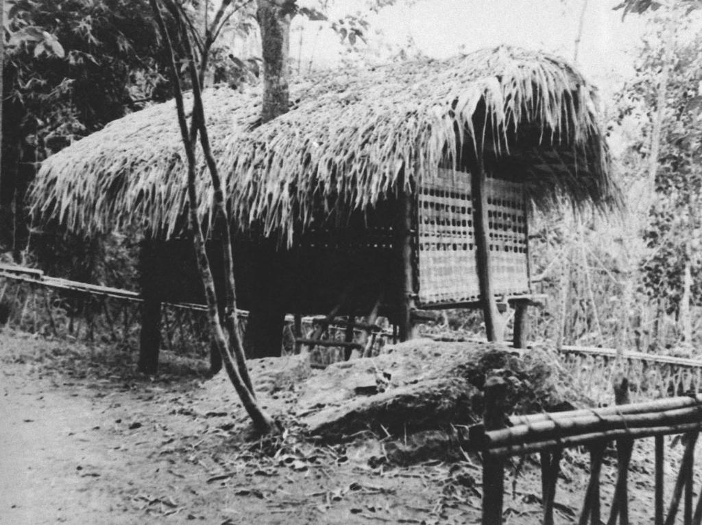 Đồng chí Hồ Chí Minh về Tân Trào Tuyên Quang lập đại bản doanh lãnh đạo phong trào cách mạng trong cả nước
