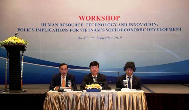 Đưa Việt Nam trở thành nền kinh tế có tốc độ và chất lượng tăng trưởng cao
