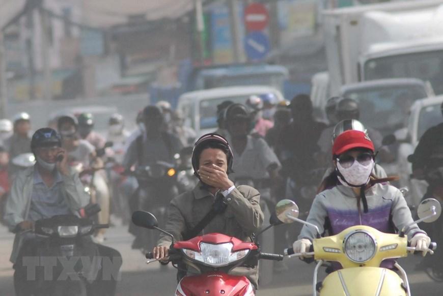 Hà Nội là thành phố ô nhiễm nhất thế giới