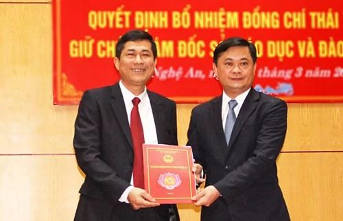 Công bố quy định tiêu chuẩn chức danh Giám đốc, Phó giám đốc Sở GD ĐT