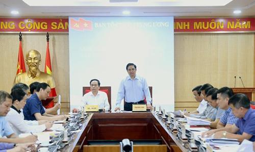 Công tác cán bộ đảm bảo tính đại diện, tiêu biểu trong nhiệm kỳ mới