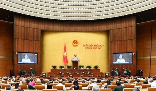 Ủy ban Thường vụ Quốc hội triệu tập Kỳ họp thứ 8, Quốc hội khóa XIV