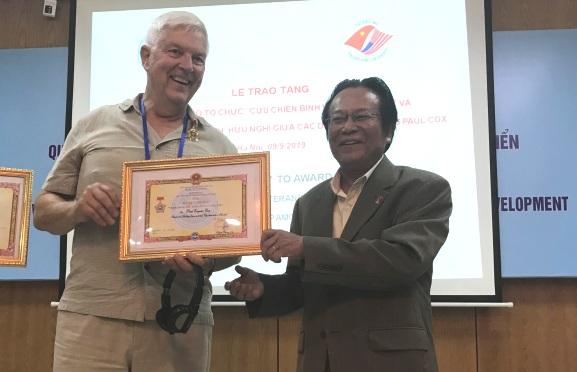 Vinh danh nỗ lực bảo đảm hòa bình tại Việt Nam và trên thế giới