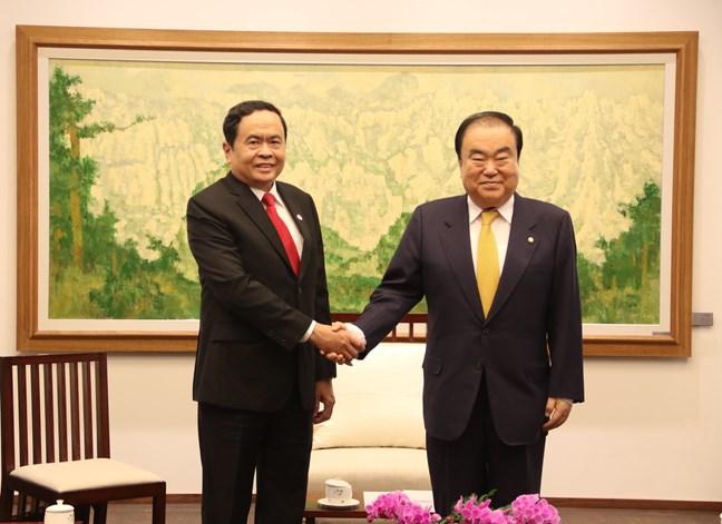 Phát triển quan hệ Đối tác chiến lược Việt Nam – Hàn Quốc