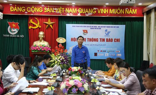 Đại hội lần thứ VII Hội LHTN Việt Nam Hà Nội diễn ra trong 2 ngày 15-16 10