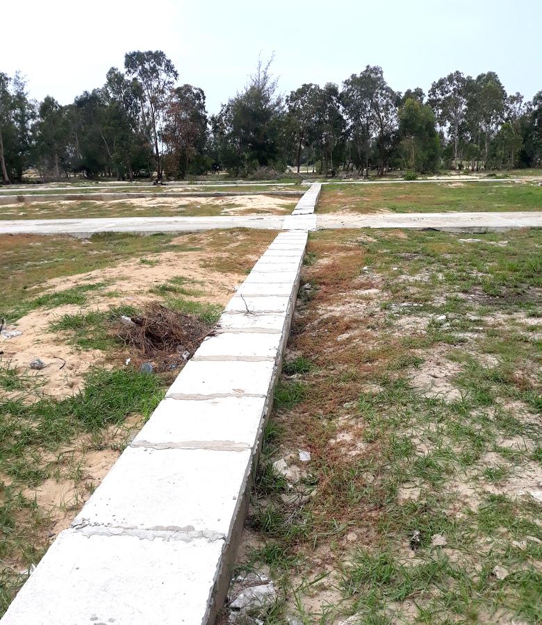 Biến đất nông nghiệp thành dự án phân lô