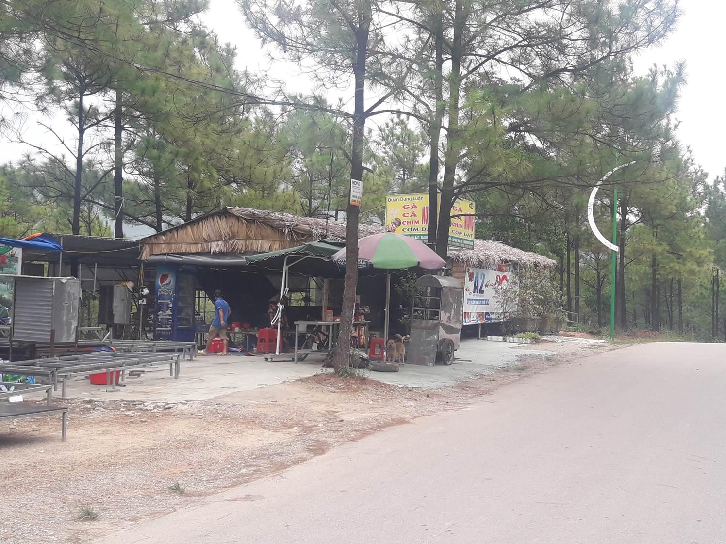 TP Uông Bí Quảng Ninh  Cần tăng cường quản lý tại khu vực hồ Yên Trung