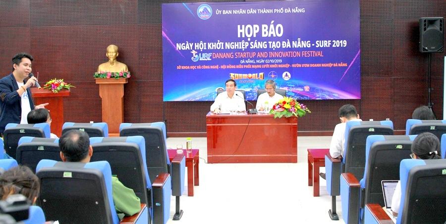 Ngày hội khởi nghiệp sáng tạo của cộng đồng khởi nghiệp Đà Nẵng