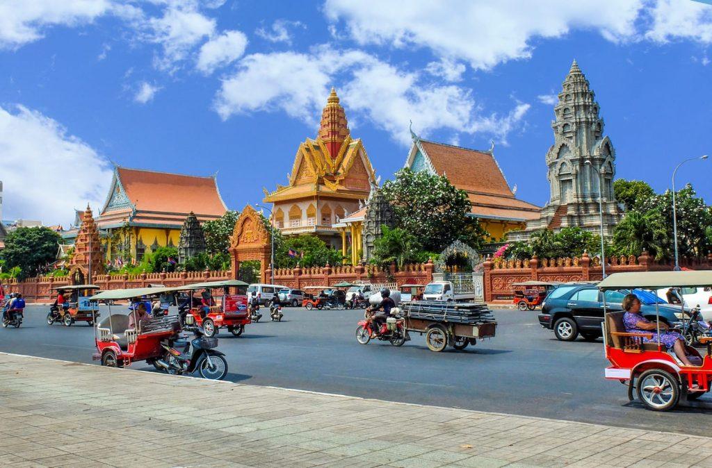 Hội nghị Thượng đỉnh Châu Á – Thái Bình Dương sẽ diễn ra tại Campuchia