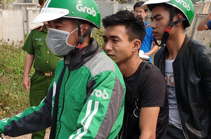 Khởi tố vụ án, khởi tố bị can vụ sát hại tài xế Grab tại Hà Nội