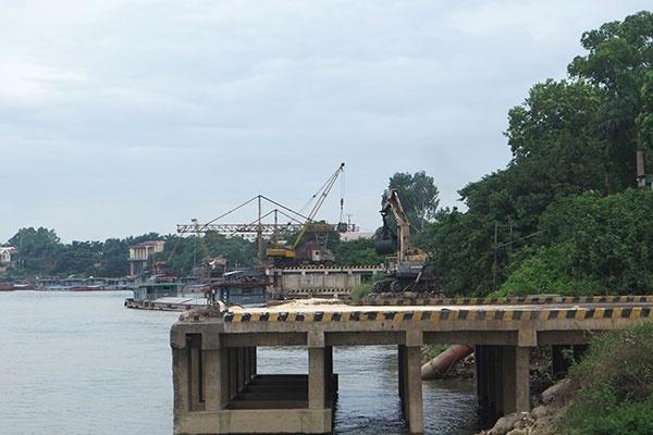 Xử lý tài sản hình thành từ hạng mục đầu tư 2 cảng thủy nội địa