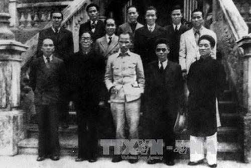 Chính phủ lâm thời nước Việt Nam Dân chủ Cộng hoà họp phiên đầu tiên