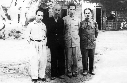 Hội nghị lần thứ năm Ban Chấp hành Trung ương Đảng khoá II và Hội nghị toàn quốc lần thứ nhất của Đảng