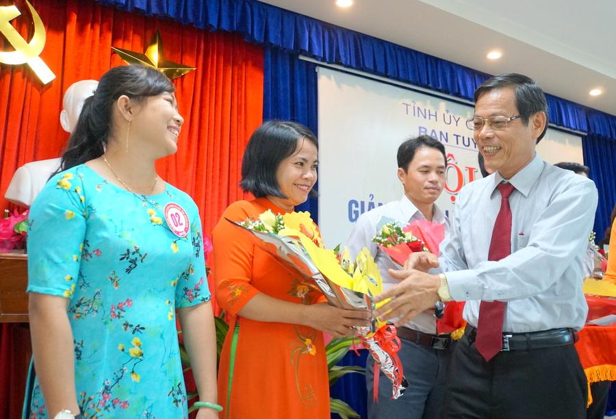 Quảng Nam Thực hiện đúng quy định, nguyên tắc của Đảng về công tác nhân sự