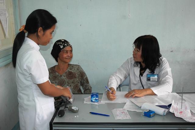 Vai trò của BHYT trong chăm sóc sức khỏe người cao tuổi
