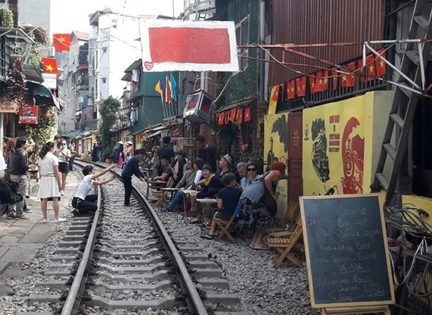 Hà Nội xử lý nghiêm vi phạm trật tự an toàn giao thông đường sắt