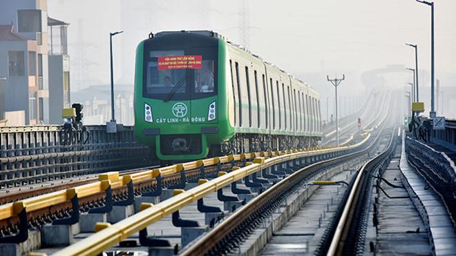 Chỉ khai thác đường sắt Cát Linh - Hà Đông khi đảm bảo tuyệt đối an toàn