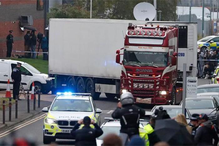 Vụ 39 người tử vong tại Anh Sẵn sàng bảo hộ công dân nếu có nạn nhân là công dân VN