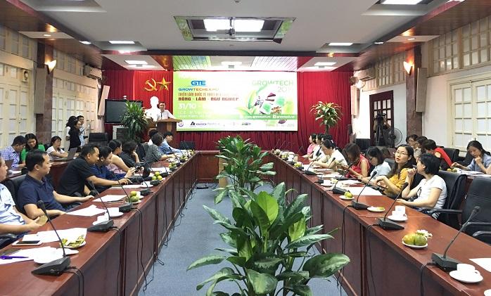 Growtech Vietnam 2019 Điểm hẹn chuyển giao công nghệ