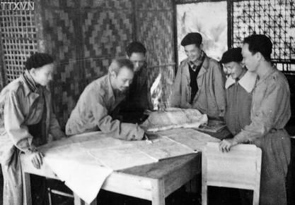 Bộ Tổng chỉ huy mở chiến dịch Đông Bắc