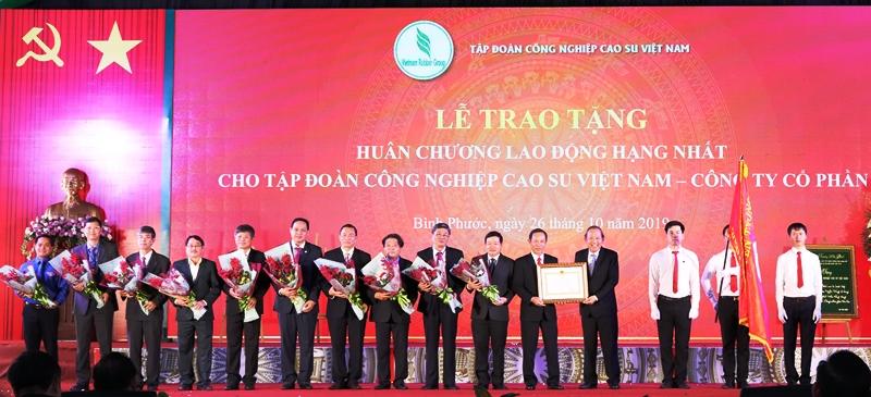 Phát huy truyền thống Phú Riềng Đỏ trong sự nghiệp phát triển ngành cao su Việt Nam