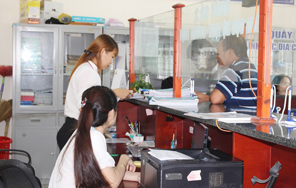 Đảng bộ huyện Nhơn Trạch xây dựng tổ chức bộ máy tinh gọn, hoạt động hiệu quả