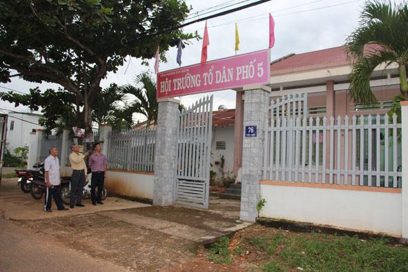 Đắk Lắk phấn đấu sáp nhập 456 thôn, buôn, tổ dân phố trước năm 2021