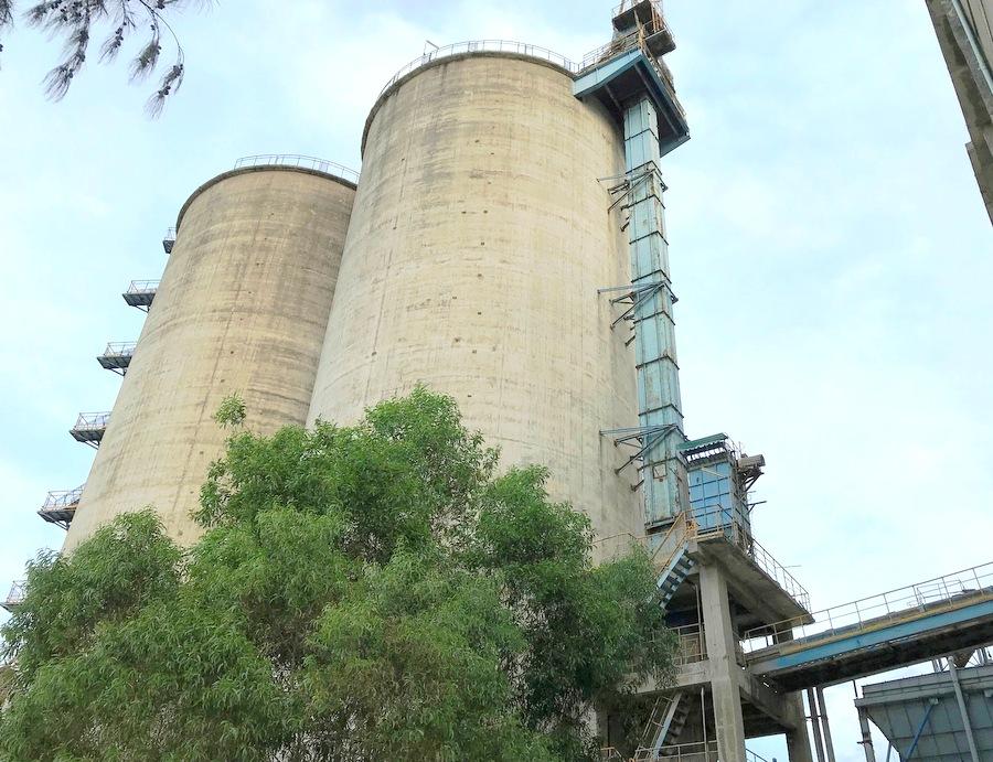 Bao giờ Nhà máy xi măng Đại Việt - Dung Quất hoạt động
