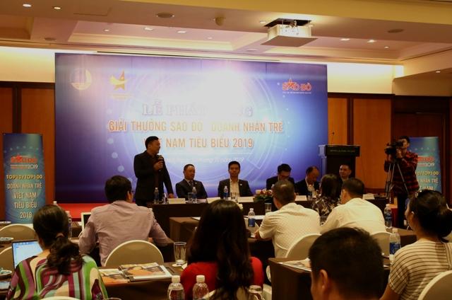 Bình chọn giải thưởng Sao đỏ - Doanh nhân trẻ Việt Nam tiêu biểu 2019