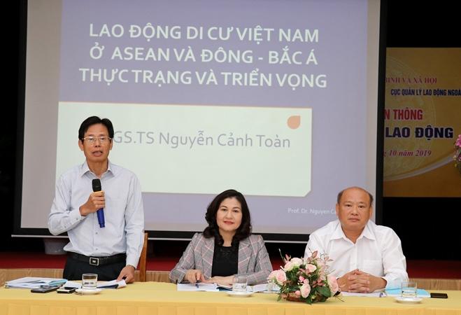 Lao động xuất khẩu của Việt Nam đang ở đâu so với các nước