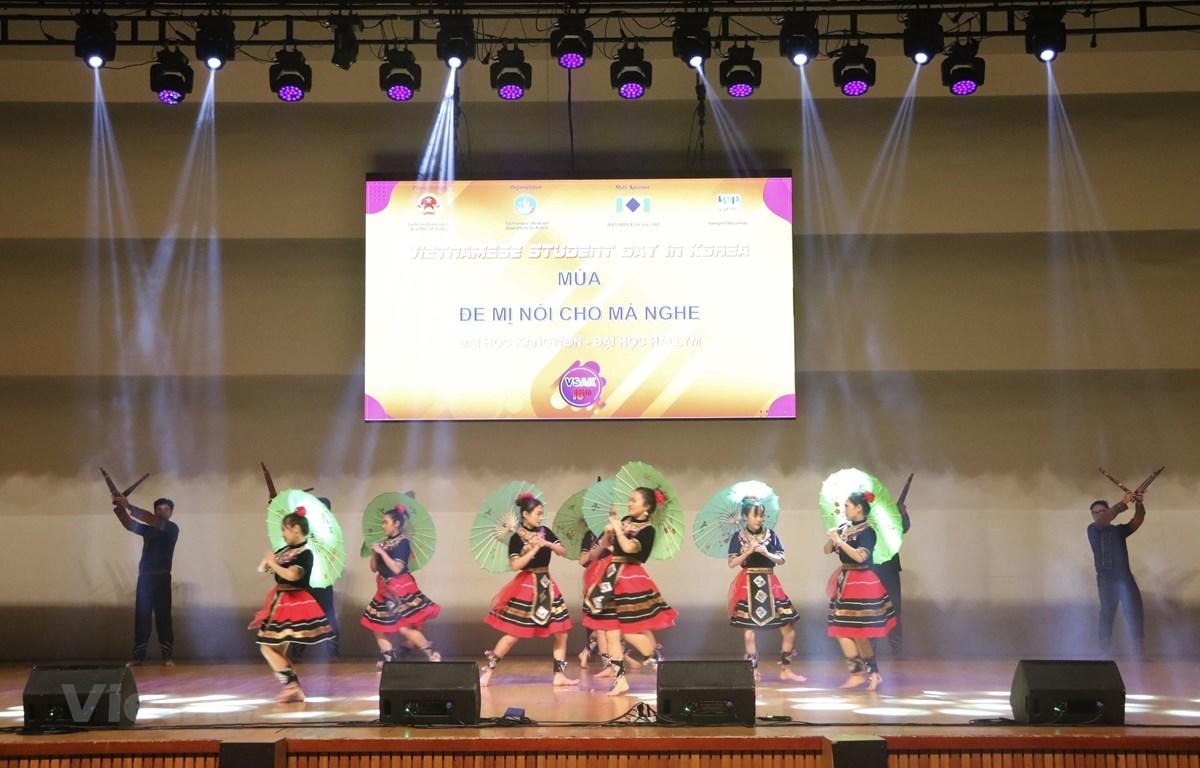 Tưng bừng Ngày hội Sinh viên Việt Nam tại Hàn Quốc