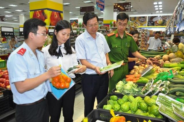 Hà Nội thành lập 718 đoàn thanh tra, kiểm tra về ATTP