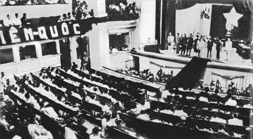 Thành lập Chính phủ Liên hiệp kháng chiến