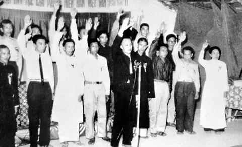Mặt trận Dân tộc Giải phóng miền Nam Việt Nam thành lập