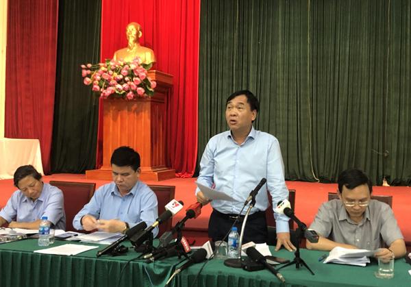 Hà Nội Khuyến cáo người dân không dùng nguồn nước sông Đà để nấu ăn