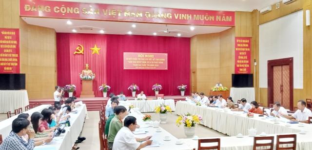"""Kiên Giang Sơ kết cuộc thi báo chí viết về tấm gương """"Dân vận khéo"""" năm 2019"""
