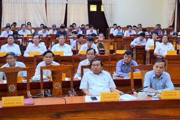 Ninh Thuận Thông báo nhanh kết quả Hội nghị Trung ương lần thứ 11 khóa XII