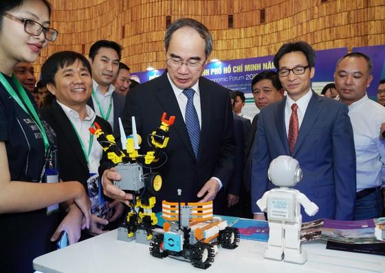 Xây dựng TP Hồ Chí Minh thành trung tâm tài chính khu vực và quốc tế