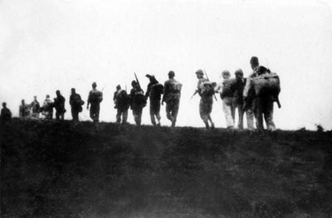 Chủ tịch Hồ Chí Minh viết thư gửi các chiến sĩ cảm tử quân Thủ đô