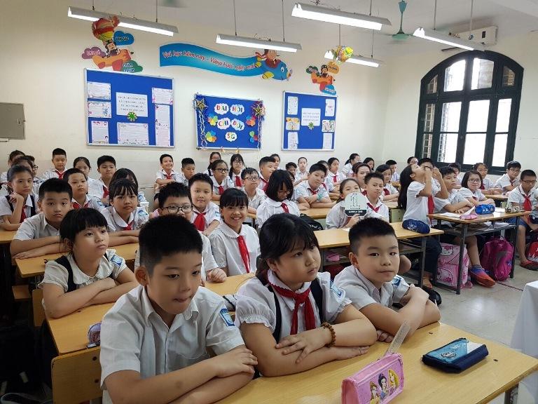 Năm 2019, Hà Nội có thêm 133 trường đạt chuẩn quốc gia