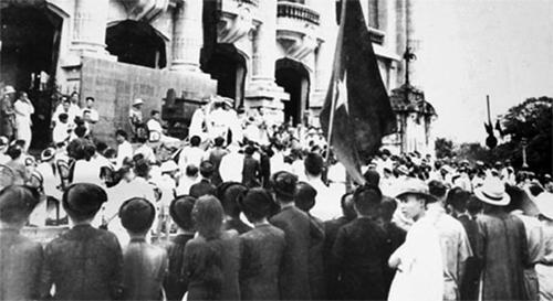Chủ tịch Hồ Chí Minh gửi thư nhân Tuần lễ vàng