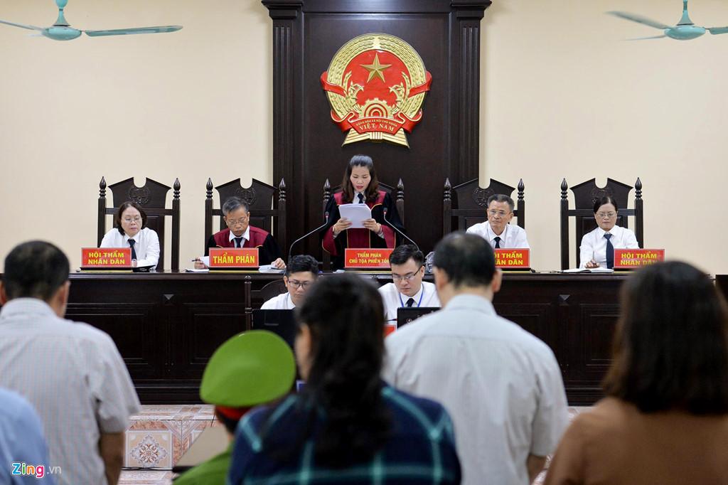 Tuyên án 5 bị cáo vụ gian lận điểm thi tại Hà Giang