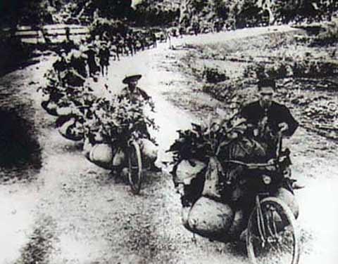 Phong trào hậu phương chi viện cho chiến trường Điện Biên Phủ